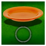 Bay Point Six Colors Plate - 7.5 in.