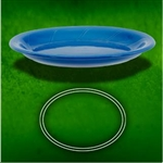 Bay Point Oval Platter - 9.63 in.