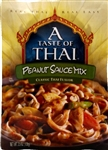 A Taste Of Thai Peanut Sauce Mix - 3.5 oz.
