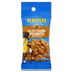 Planters Snack Nuts Tube Salted Caramel - 2 Oz.