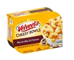 Velveeta Cheesy Bowls Bacon Mac & Cheese - 9 oz. - 6 per case