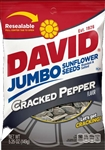 David Black Pepper Sunflower Seeds - 5.25 oz.
