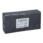 Beverage 2 ply Black Napkin