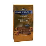 Chocolate Squares Milk And Caramel Filled - 5.32 Oz.