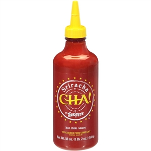 Cha Texas Pete Shipper - 18 Oz.