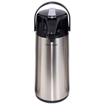 Three Liter Glass Lined Airpot
