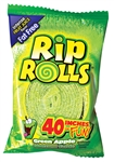Rip Rolls Green Apple - 1.4 oz.