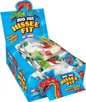 Hissee Fit Gummy Snake Big Fat Floorstand - 7 Oz.