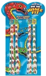 Hissee Fit Big Fat Gummy Snake Floorstand - 7 Oz.