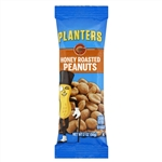 Planters Snack Honey Roasted Peanut Nut - 2 Oz.
