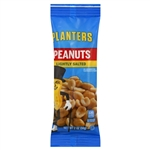 Planters Snack Nuts Cocktail Peanuts Light Salt - 2 Oz.