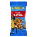 Planters Snack Nuts Salted Peanuts - 1 Oz.