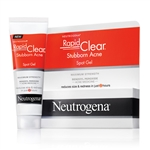 Neutrogena Rapid Clear Stubborn Acne Gel - 4.2 Fl.oz.