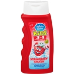 White Rain 3 in 1 Wash Kid's Strawberry Splash - 12 Fl.oz.