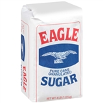Granulated Cane Sugar - 4 lbs.