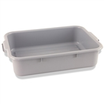 Gray Bus Tub - 5 in.