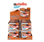 Nutella and Go Pretzel Display - 1.8 oz.