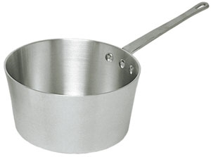 Aluminum Sauce Pan with Long Handle - 4.5 Qt.