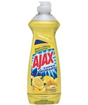 Ajax Original Dishwashing Liquid Lemon Regular - 12.6 Oz.