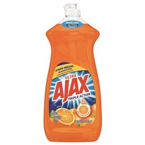 Ajax Anti-Bacterial Dishwashing Liquid Regular - 28 Oz.