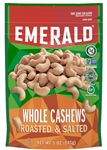 Emerald Roasted and Salted Whole Cashew - 5 oz.