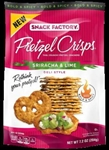 Pretzel Crisps Sriracha and Lime - 7.2 Oz.