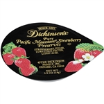 Dickinson Strawberry Preserves Plastic  - 2 Oz.