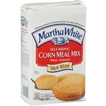 Martha White Cornmeal Self Rising Mix White - 5 Lb.