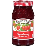 Strawberry Preserves - 12 Oz.