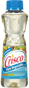 Crisco Vegetable Oil - 16 fl.oz.