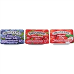 Jelly Assortment 8 Pack Plastic - 0.5 oz.