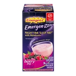 Emergen-C Night Times Sleep Aid with Melatonin Zots Berry PM