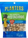 Planters Dry Roasted Pistachio Snack - 12.75 oz. - 6 per case
