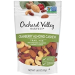 Orchard Valley Cranberry Cashew Trail Mix - 1.85 Oz.