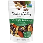 Orchard Valley Chocolate Raised Nut Trail Mix - 2 Oz.
