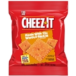 Cheez-It Crackers made with 12g Whole Grain - 1 Oz.