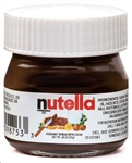 Nutella Foodservice Glass Jar - 0.88 Oz.