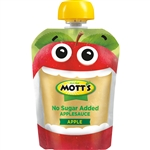 Motts Natural Applesauce Pouch - 3.2 Oz.