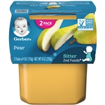 Gerber 2nd Foods Baby Food Pear - 8 Oz.