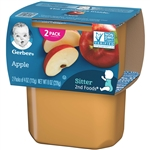 Gerber 2nd Foods Baby Food Applesauce - 8 Oz.