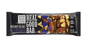 Food Should Taste Good Real Good Bar Chocolate Hazelnut - 21.3 Oz.