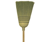 Warehouse Corn Deluxe Wood Handle Brooms