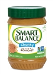 Smart Balance Rich Roast Chunky Peanut Butter - 16 Oz.