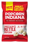 Kettle Corn Sweet and Salty Popcorn Family  - 7 Oz.