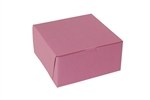 Strawberry Bakery Box 1 Piece Lock Corner