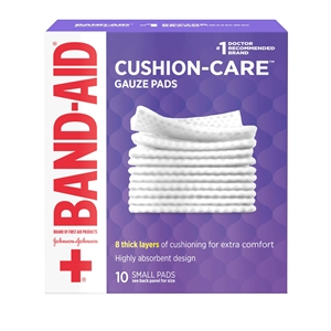 Band-Aid First Aid Gauze Pad - 2 in. x 2 in.