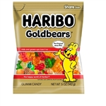 Haribo Gummi Candy Gold-Bears - 5 Oz.