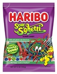 Haribo Sour S'ghetti Gummi Candy - 5 Oz.