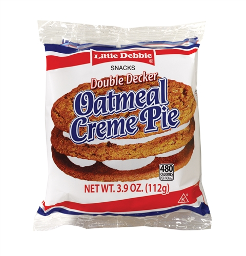 recipe: double decker oatmeal creme pie for sale [1]