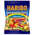 Mini Rainbow Frogs Candy - 5 oz.